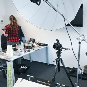 Making-of Business Styling