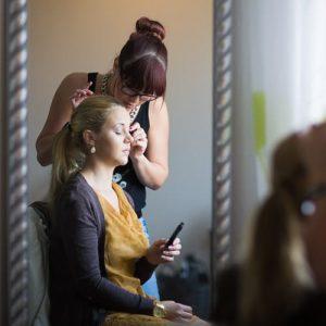 Making-of Make-up
